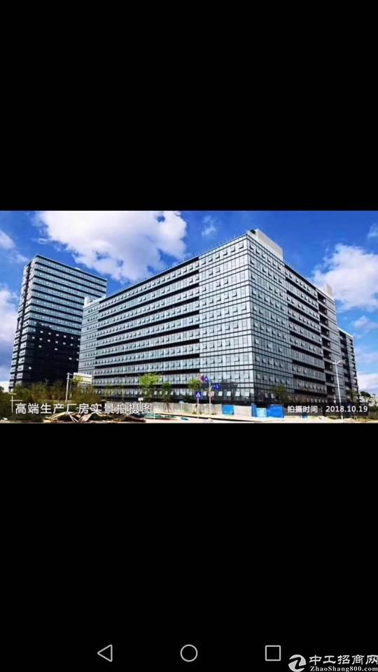 惠州市国有双证厂房4.2万平方出售。