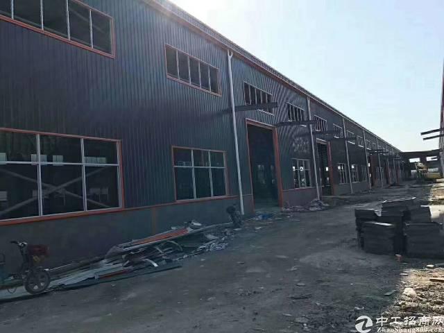 石岩全新钢构10米高度3500平低价招租