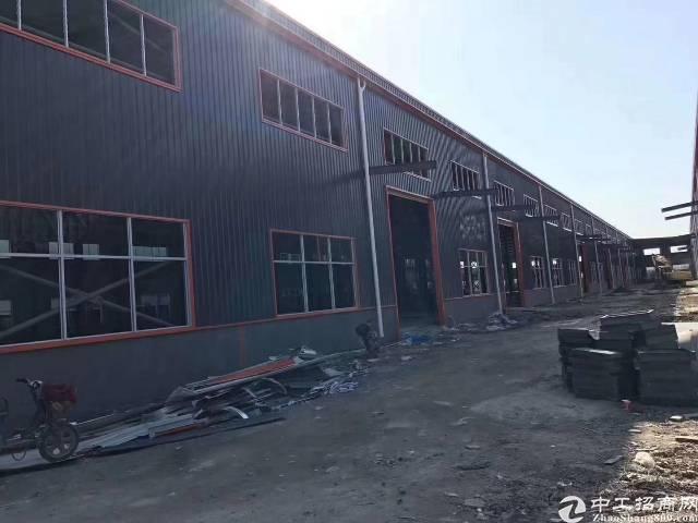 大朗镇富民工业全新钢构厂房