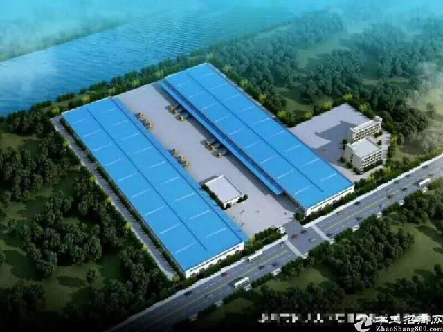 大型物流园仓库出租,总面积约4万平,可分租可整租