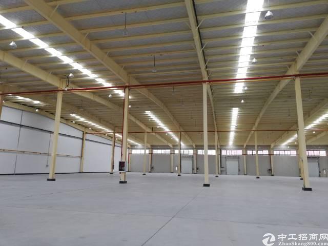 蔡甸6000平钢结构厂房可分割仓库加工生产
