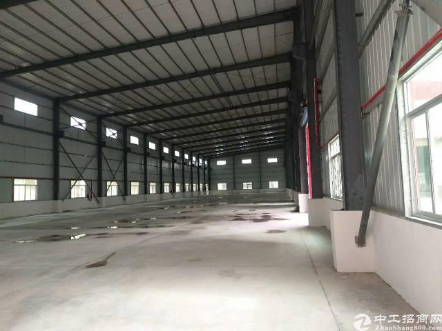 惠阳区全新钢构厂房低价出租3100平方