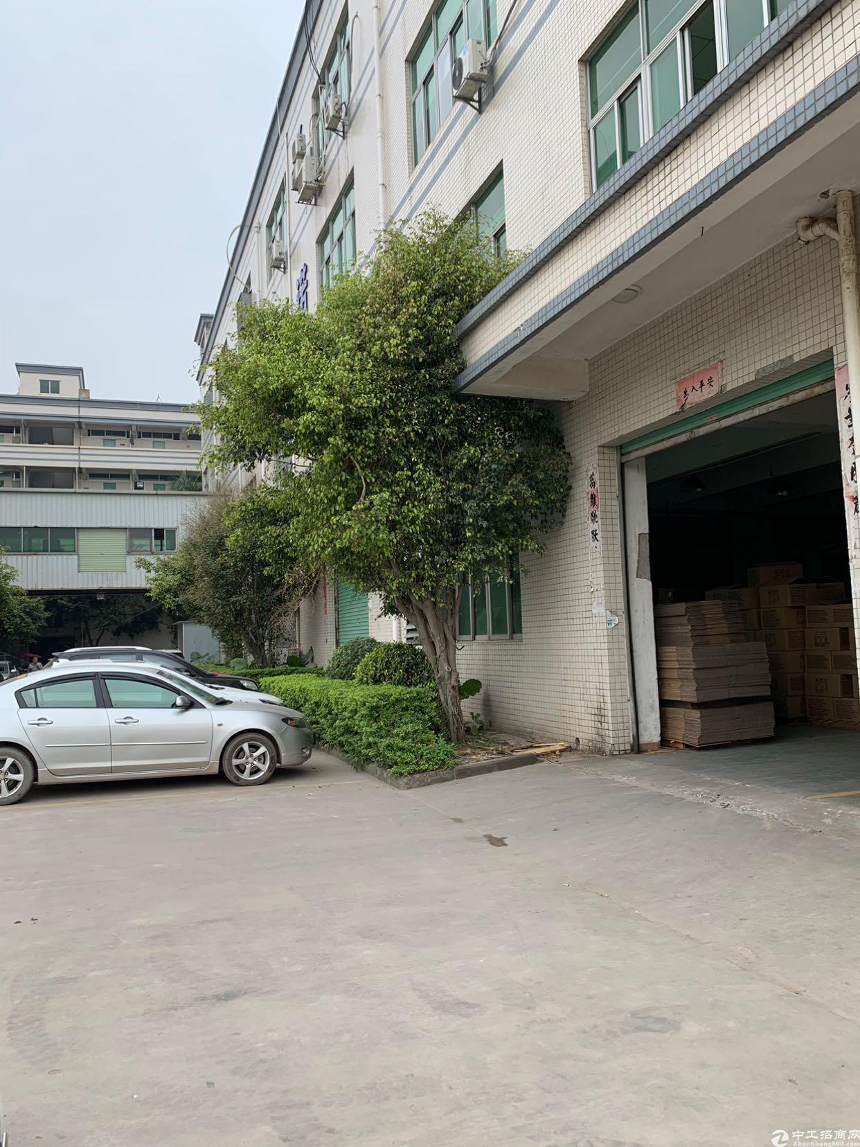坪山工业区独院标准厂房出租12000平有红本