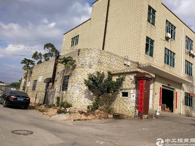 深圳石岩唯一在售独门独院红本标准厂房
