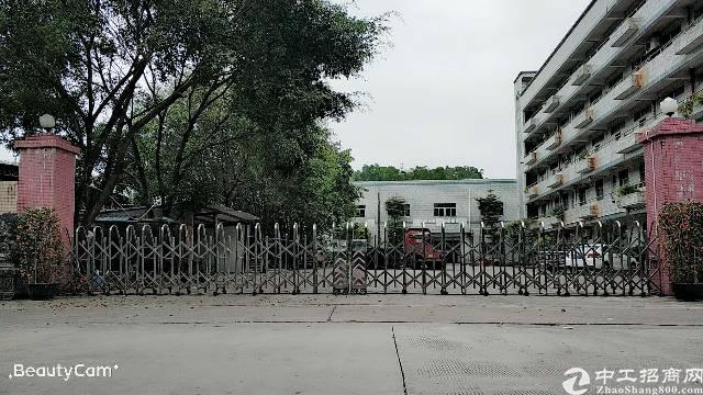 坪山六联工业区原房东独院6200平出售