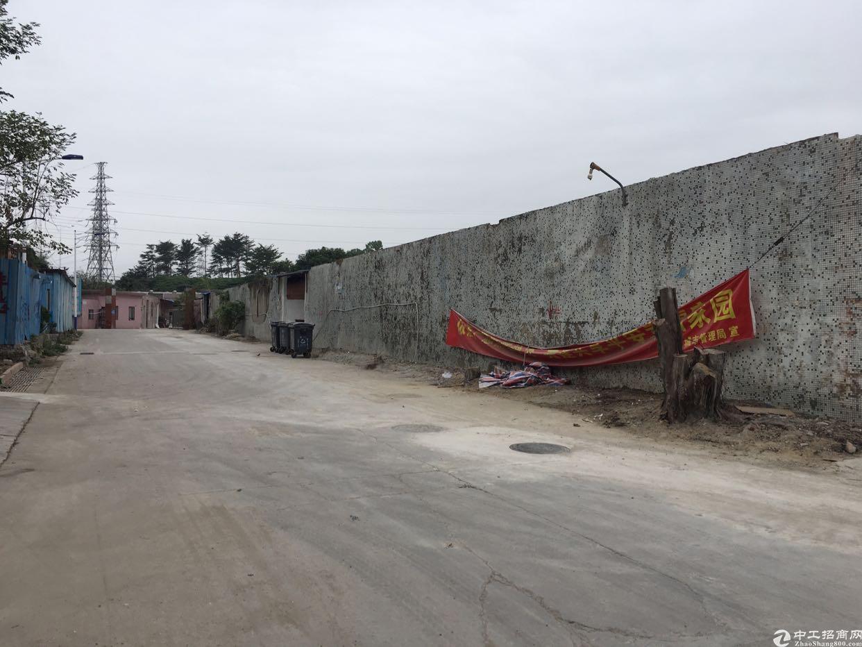 坪山六联铁皮仓库2000平报价17元