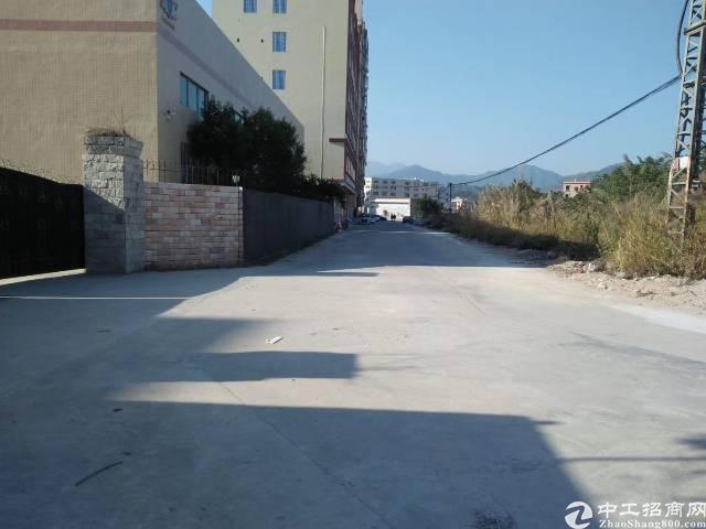 平湖独院钢构加标准厂房6000平米出租