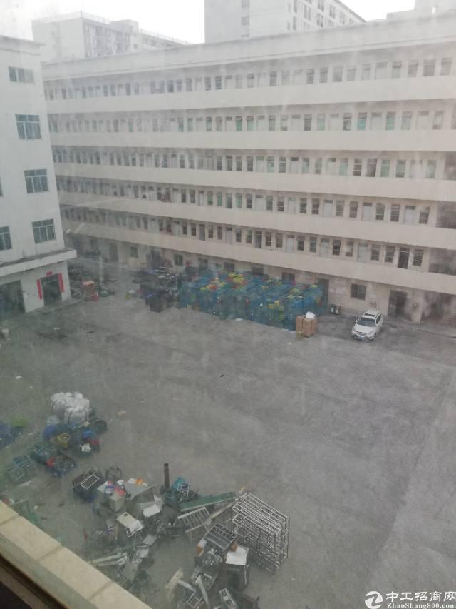 坪山独门独院厂房出租每层5000平方米