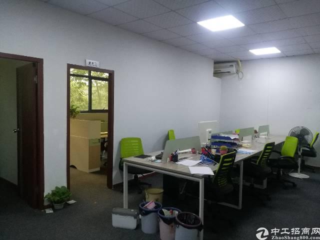 西乡宝田工业区35栋楼上带装修350平米厂房出租