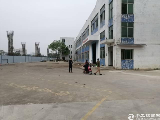 沙井后亭新和大道旁独院厂房8500平米出租