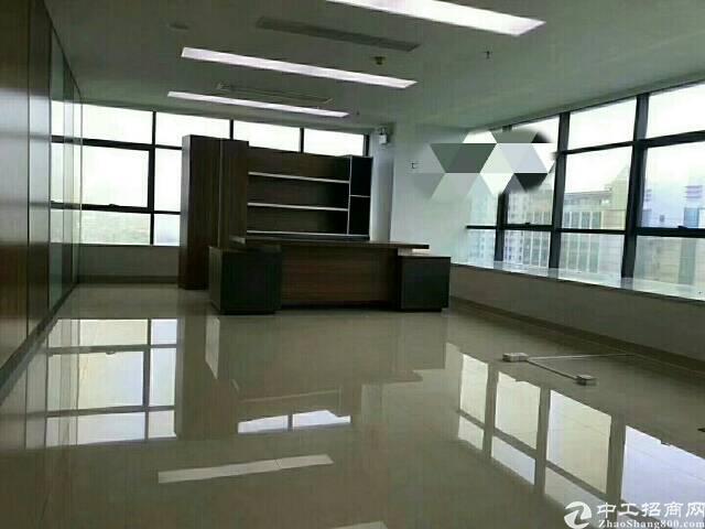南城豪华装修纯写字楼50-1200平