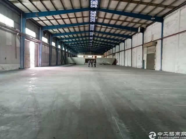 龙岗高10米物流仓库出租4000平带卸货平台