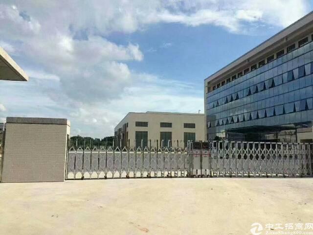 东莞南城标准厂房1~2F