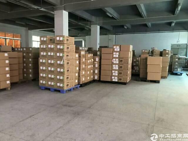 凤凰原房东花园式厂房一楼层高5.5米600平招租,