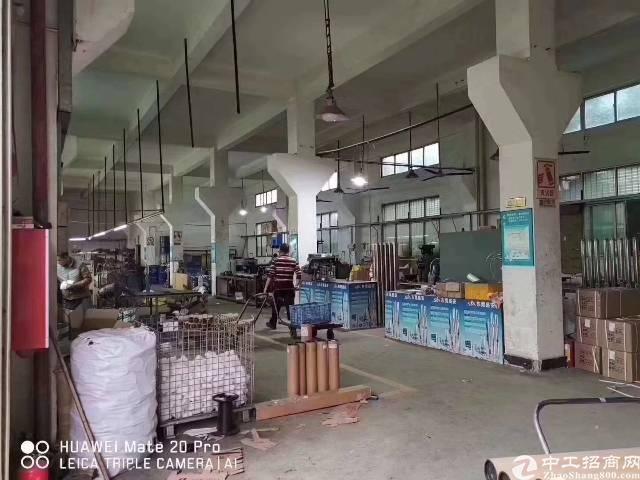 凤岗原房东独院2600平方带办公楼带车间装修