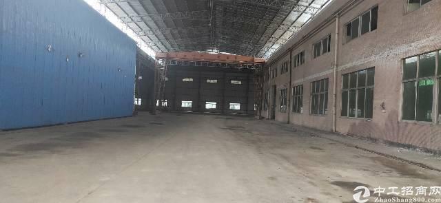龙岗平湖富民工业区独院钢构厂房7000平方厂房出租