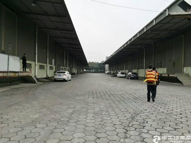 广州黄浦原房东大型物流仓库出租26000平米