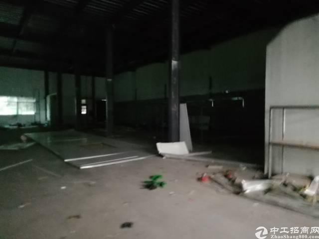 凤岗镇新出1400平7米高厂房