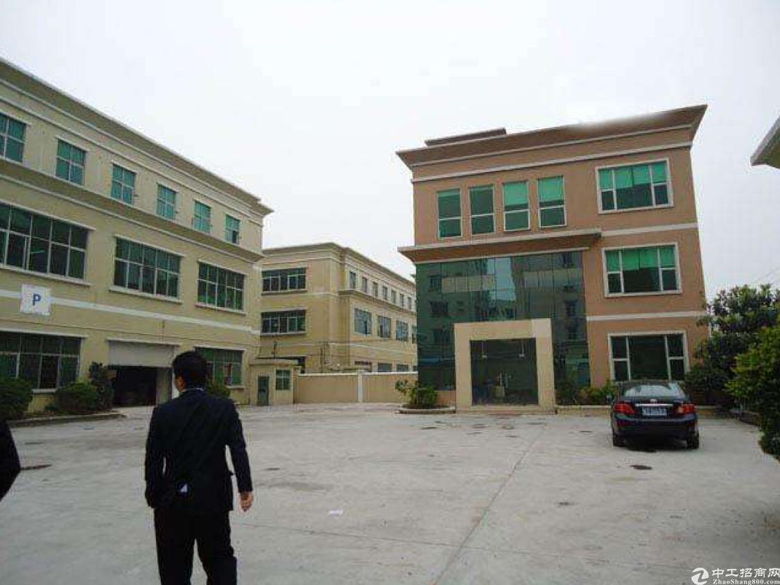 深圳石岩唯一精品红本独院厂房出售