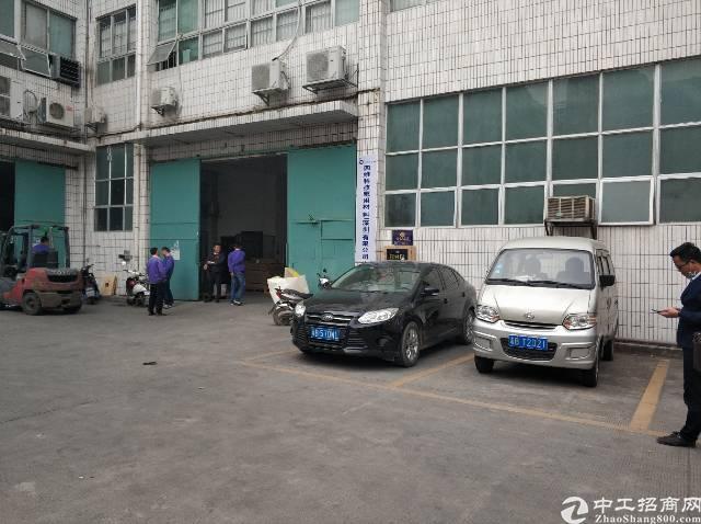 福永107国道边一楼500平方厂房出租