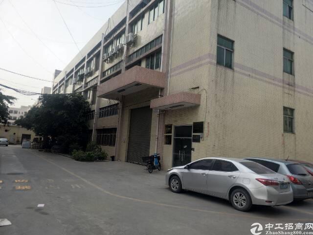 沙井共和新出独门独院,6000平方一楼高度六米