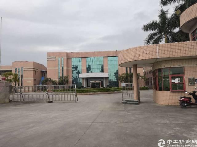 博罗县红本独院标准厂房18000平米