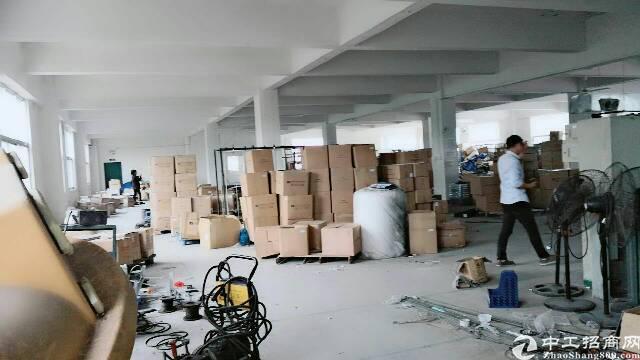 污染行业的福音,清溪镇标准厂房3楼1200平方