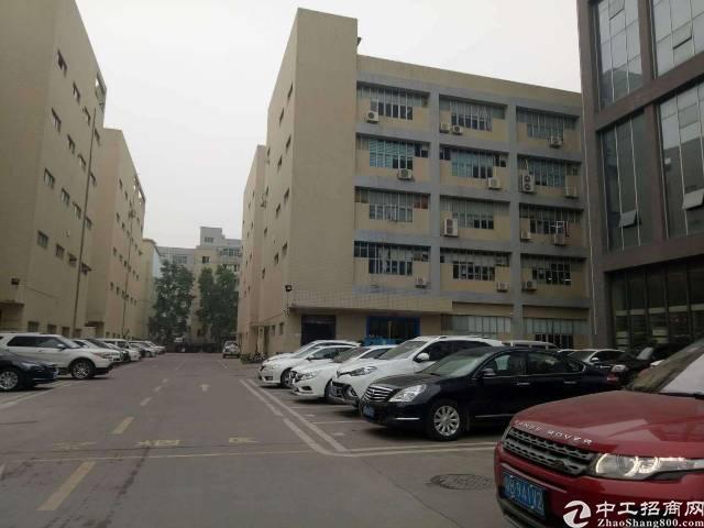 西乡固戍107国道大型工业区2楼1900平厂房出租