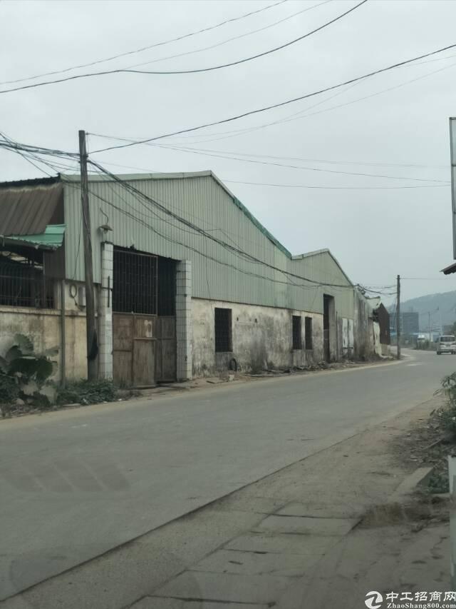 东莞市中部工业区单层厂房3100平米出售