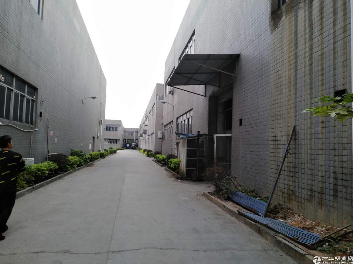 清溪一楼有现成行车厂房出租,950平可办环评