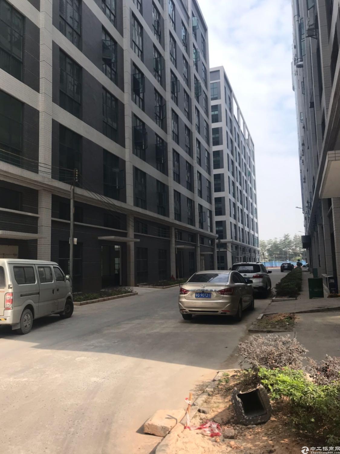 大岭山全新厂房带办公室装修证件齐全2000平方出租