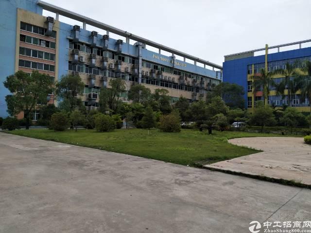 惠州市龙溪镇独院标准厂房20000平米出售