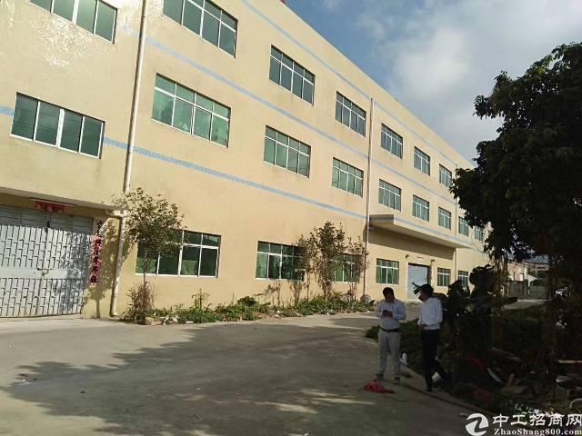 大亚湾厂房占地5000平方建筑25000平方