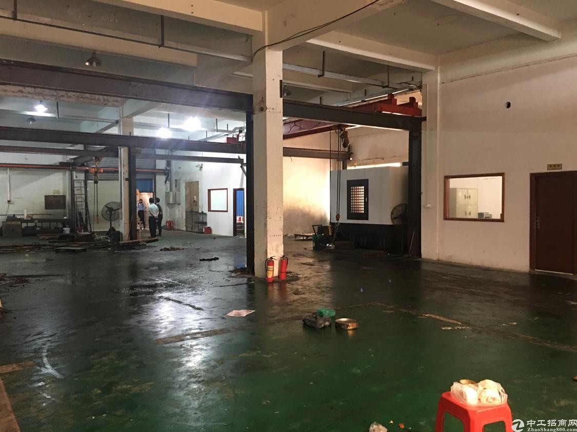 清溪一楼有现成行车厂房出租,950平可办环评-图4