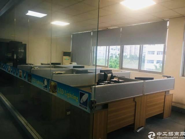 布吉南岭独院红本精装修厂房