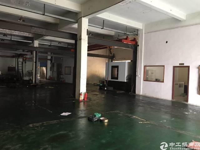 东莞清溪新出标准厂房一楼900平米