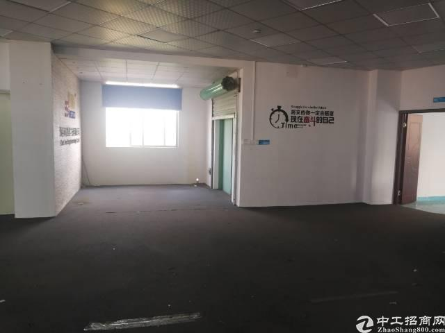 观澜观光路旁新出楼上豪华精装修标准厂房-图3