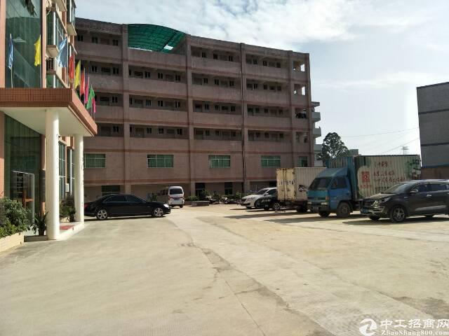 坪地六联优质厂房一二楼共约7000平方层高6米靓盘招租
