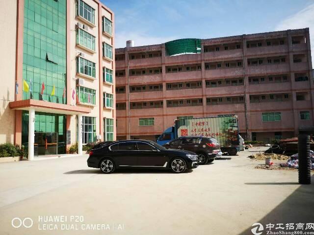 坪地6米高标准一楼厂房3200平米出租