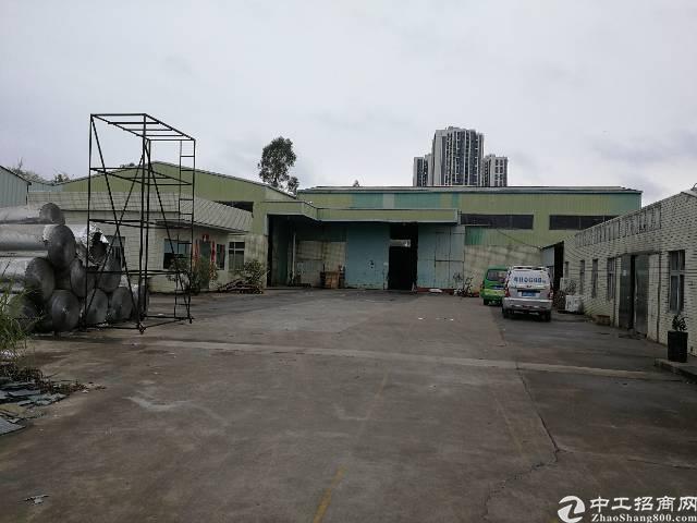 深圳坪山历史遗留钢结构厂房出售