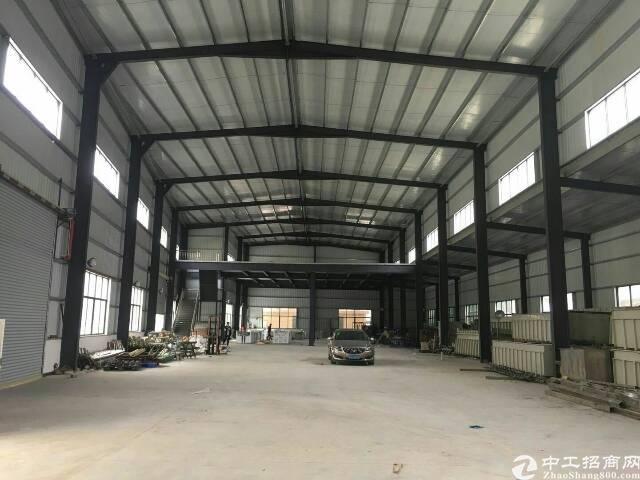 大岭山镇新出12米高重工业厂房4400平-图2