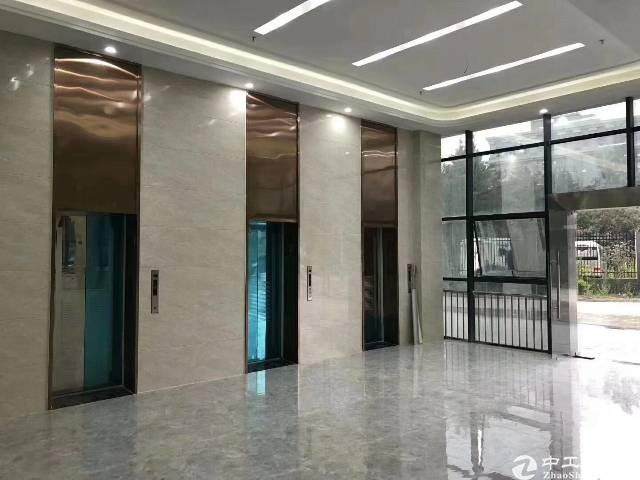 坪山高铁站旁新出300平米写字楼出租,