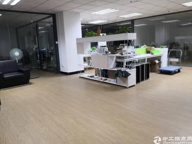 宝源路新出原房东1200平精装带独立办公室厂房出租-图4