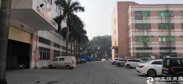 福永塘尾独院楼上800平米精装修厂房出租