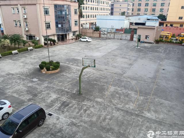 横岗大康独院二楼1500平,豪华装修,空地超大