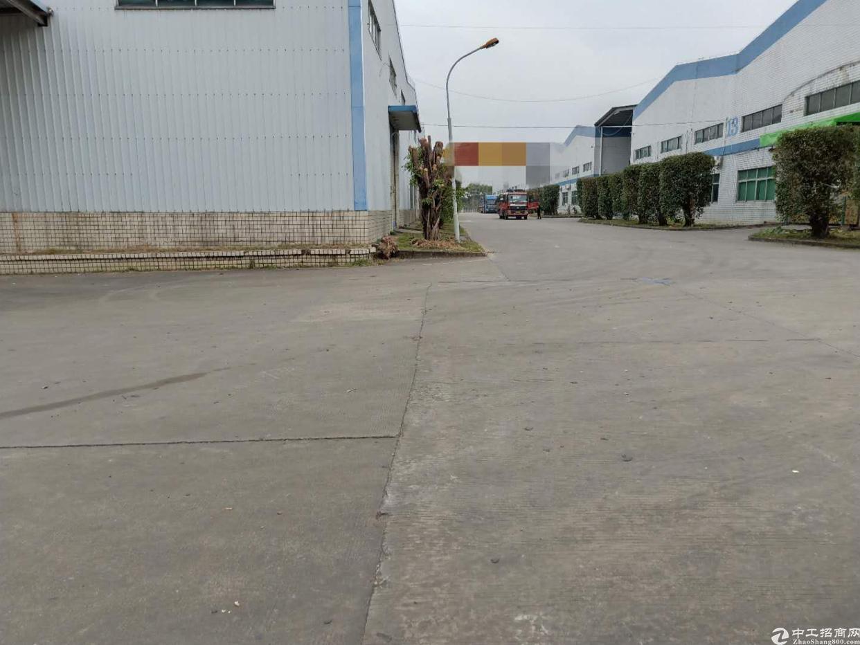 平湖华南城标准物流仓库5000平方米大小分租