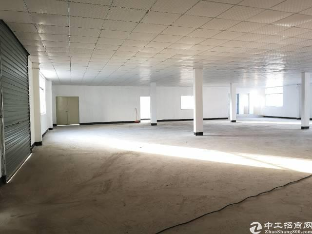 沙井宝安大道边新出700平方红本厂房出租-图3