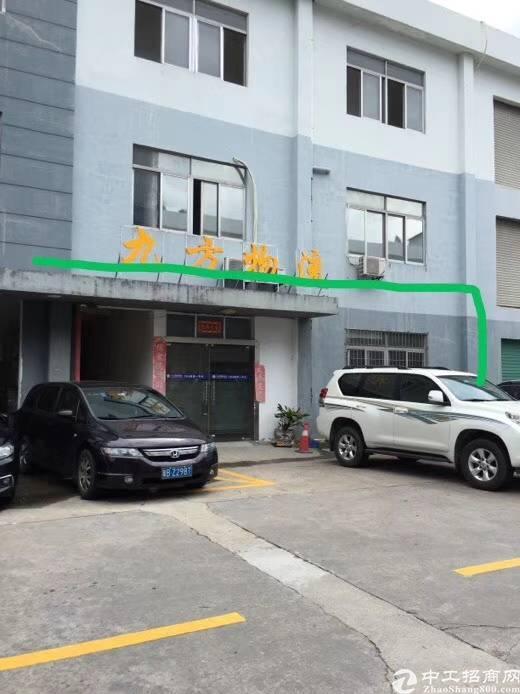 布吉下李朗科技园一楼250平带办公仓库出租