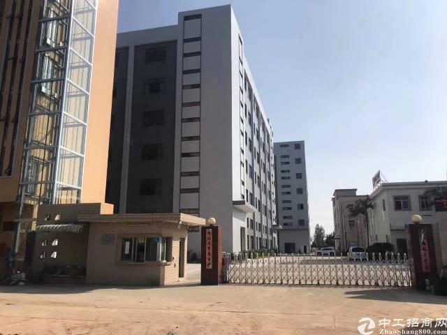 东莞大朗新出独院红本高新科技产业园厂房52800平方出租。