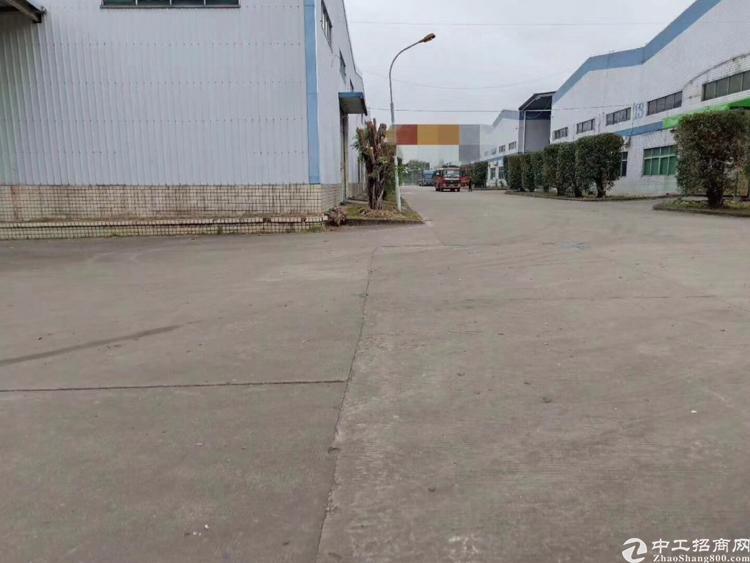 凤岗镇靠平湖3500平方米物流仓储25元出租-图3